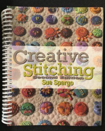 Creative Stitching by Sue Spargo